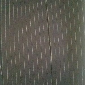 H&M Pants - H&M Navy blue pin striped leggings BNWT